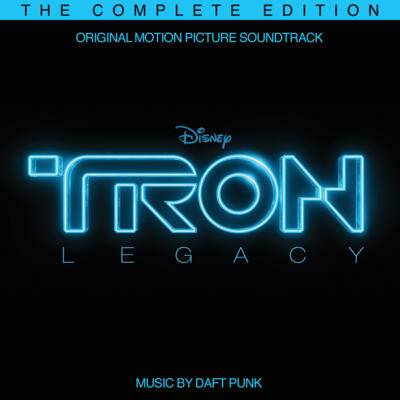 Cover art for TRON: Legacy - The Complete Edition (Original Motion Picture Soundtrack)