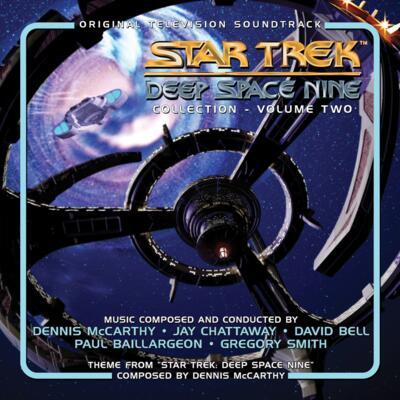 Cover art for Star Trek: Deep Space Nine - Collection (Original Television Soundtrack) (Volume 2)