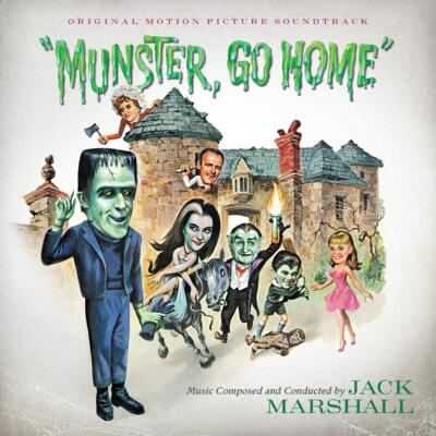 "Cover art for ""Muster, Go Home"" (Original Motion Picture Soundtrack)"
