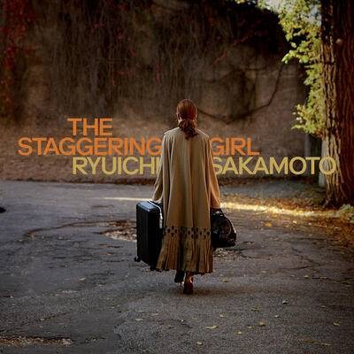 Cover art for The Staggering Girl (Original Motion Picture Soundtrack)