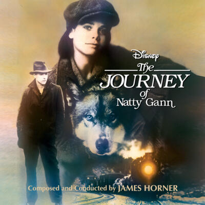 Cover art for The Journey of Natty Gann (Original Motion Picture Soundtrack)