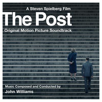 Cover art for The Post (Original Motion Picture Soundtrack)