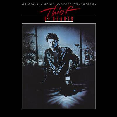 Cover art for Thief of Hearts (Original Motion Picture Soundtrack)