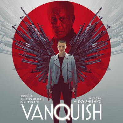 Cover art for Vanquish (Original Motion Picture Soundtrack)