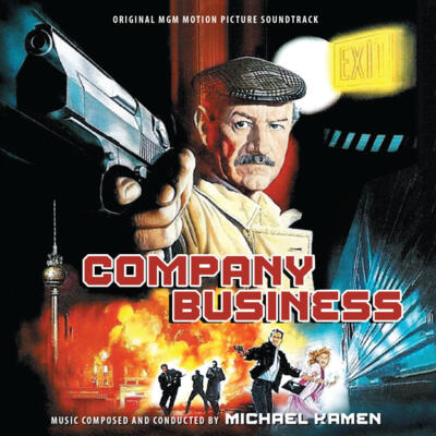 Cover art for Company Business (Original Motion Picture Soundtrack)