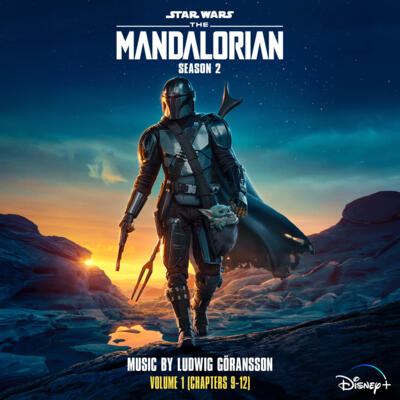 Cover art for The Mandalorian: Season 2 - Vol. 1 (Chapters 9-12)