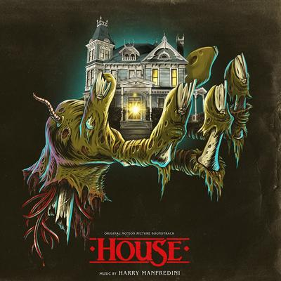 Cover art for House (Original Motion Picture Soundtrack) (Crystal Skull Vinyl Variant)