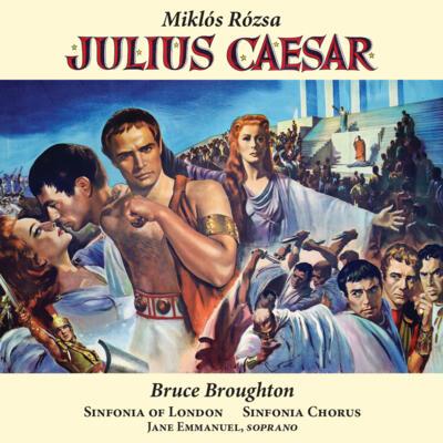 Cover art for Julius Caesar
