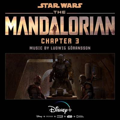 Cover art for The Mandalorian: Chapter 3 (Original Score)