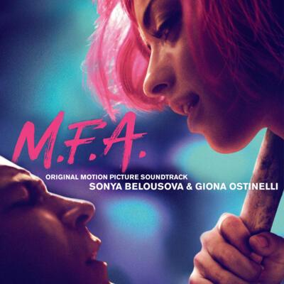 Cover art for M.F.A. (Original Motion Picture Soundtrack)