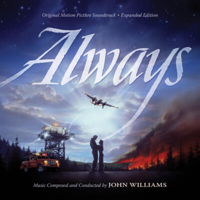 Cover art for Always (Original Motion Picture Soundtrack - Expanded Edition)