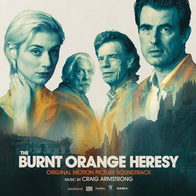 Cover art for The Burnt Orange Heresy (Original Motion Picture Soundtrack)
