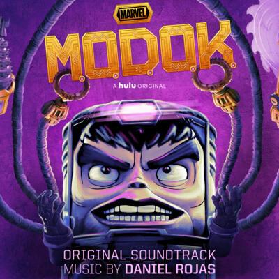 Cover art for M.O.D.O.K. (Original Soundtrack)