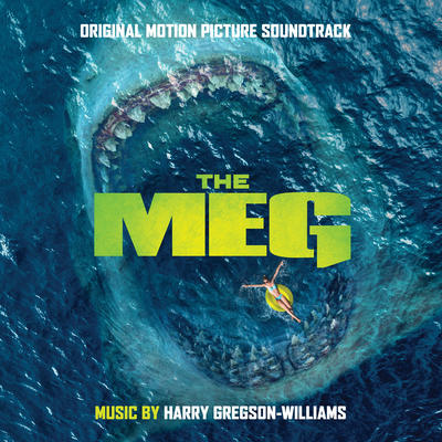 Cover art for The Meg (Original Motion Picture Soundtrack)