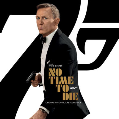 Cover art for No Time To Die (Original Motion Picture Soundtrack)