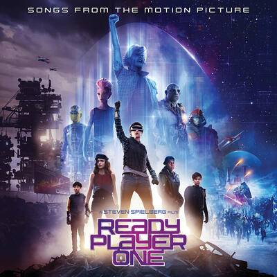 Cover art for Ready Player One (Songs From The Motion Picture)