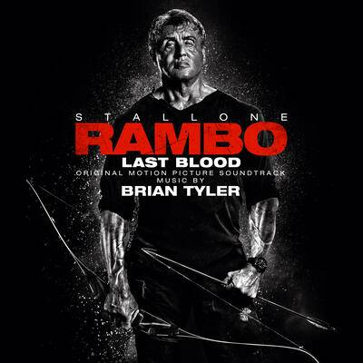 Cover art for Rambo (Original Motion Picture Soundtrack)