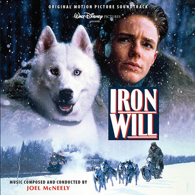 Cover art for Iron Will (Original Motion Picture Soundtrack)
