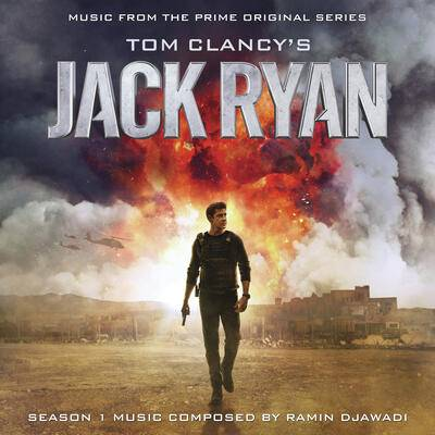 Cover art for Tom Clancy's Jack Ryan (Music From The Prime Original Series) (Season 1)