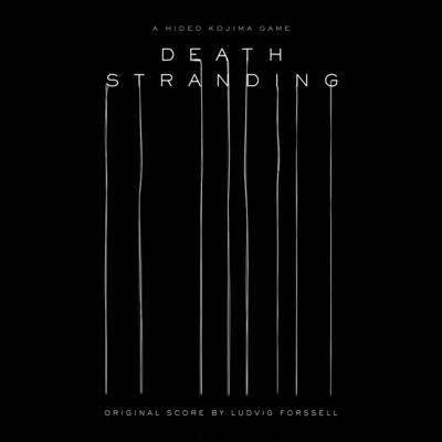 Cover art for Death Stranding (Original Score)