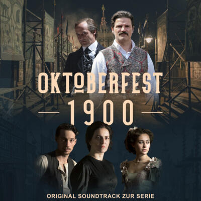 Cover art for Oktoberfest 1900 (Original Soundtrack zur Serie)