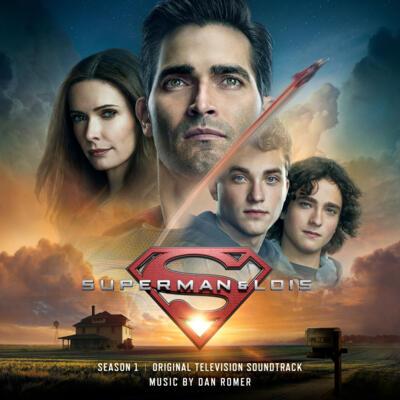 Cover art for Superman & Lois: Season 1 (Original Television Soundtrack)