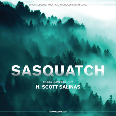 Cover art for Sasquatch (Music from the Documentary Series)