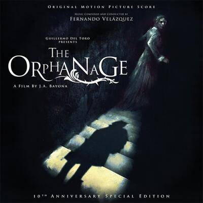 Cover art for The Orphanage (Original Motion Picture Score) (10th Anniversary Special Editon)