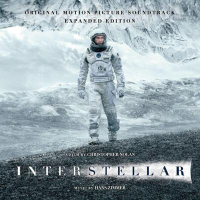 Cover art for Interstellar: Expanded Edition (Original Motion Picture Soundtrack)