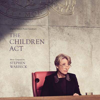 Cover art for The Children Act (Original Motion Picture Soundtrack)