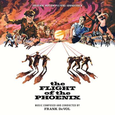 Cover art for Flight of the Phoenix (Original Motion Picture Soundtrack)