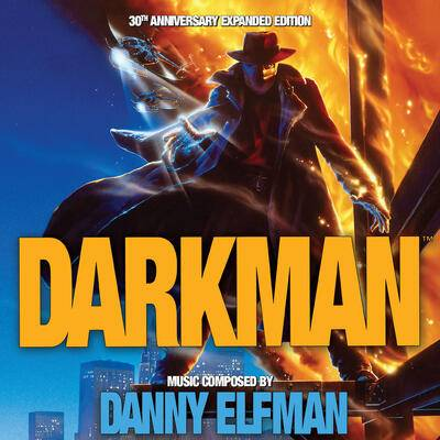Cover art for Darkman (30th Anniversary Expanded Edition)