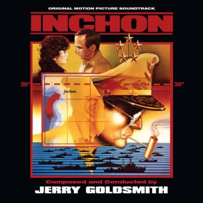Cover art for Inchon (Original Motion Picture Soundtrack)