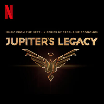 Cover art for Jupiter's Legacy (Music From the Netflix Series)