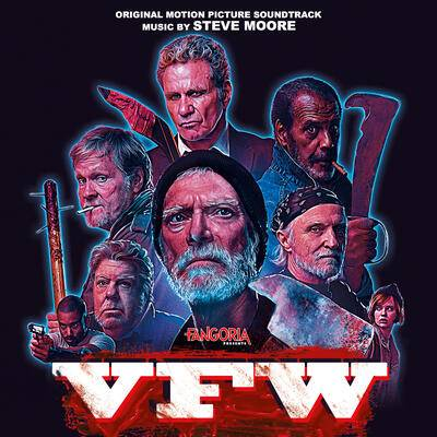 Cover art for VFW (Original Motion Picture Soundtrack)