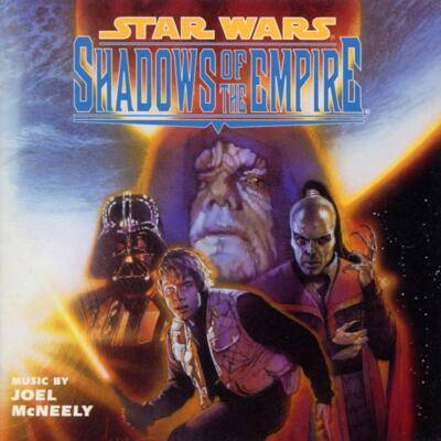 Cover art for Star Wars: Shadows of the Empire (Music from the LucasArts Video Game)
