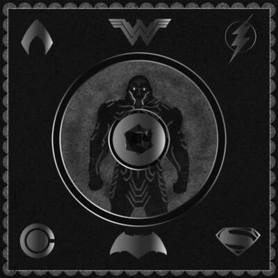 Cover art for Zack Snyder's Justice League (Original Motion Picture Soundtrack)