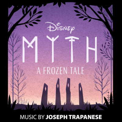 Cover art for Myth: A Frozen Tale (Original Soundtrack)