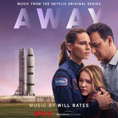 Cover art for Away (Music From the Netflix Original Series)