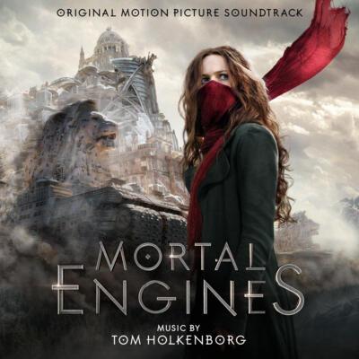 Cover art for Mortal Engines (Original Motion Picture Soundtrack)