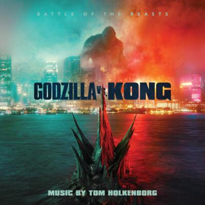 Cover art for Godzilla vs. Kong: Battle of the Beasts - Single