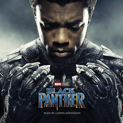 Cover art for Black Panther (Original Score)