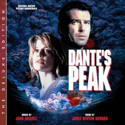 Cover art for Dante's Peak: The Deluxe Edition (Original Motion Picture Soundtrack)