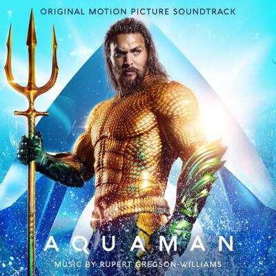 Cover art for Aquaman (Original Motion Picture Soundtrack)