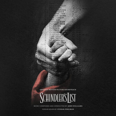 Cover art for Schindler's List (Original Motion Picture Soundtrack)