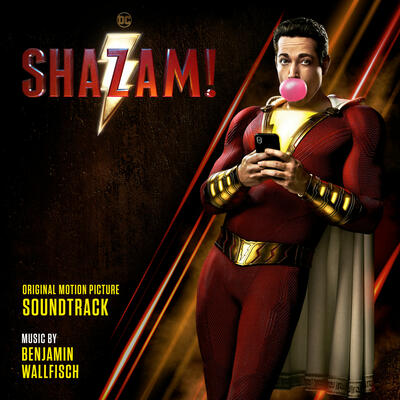 Cover art for Shazam! (Original Motion Picture Soundtrack)