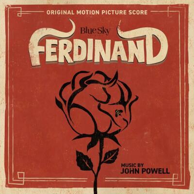 Cover art for Ferdinand (Original Motion Picture Score)