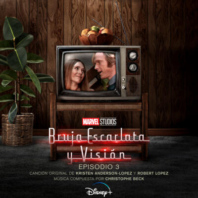 Cover art for Bruja Escarlata y Visión: Episodio 3 (Banda Sonora Original)