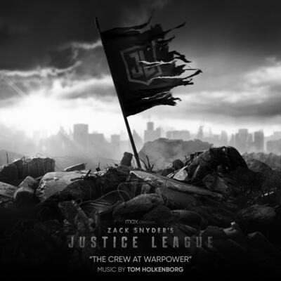 Cover art for The Crew at Warpower (From Zack Snyder's Justice League)