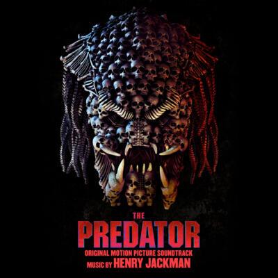 Cover art for The Predator (Original Motion Picture Soundtrack)